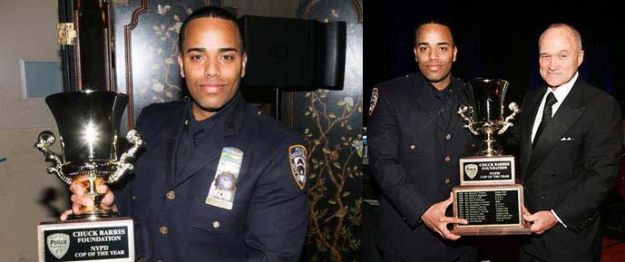 2013 Cop of the Year Det. Ivan Marcano